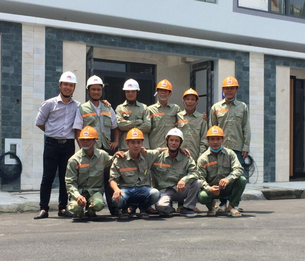 Nhà ông Nguyễn Thành Thái-Lô A4-KDC Phú Nhuận-243 Nguyễn Thượng Hiền-P6-Bình Thạnh